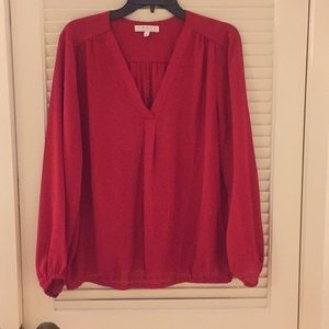 Red Dress Shirt Perfect for Work